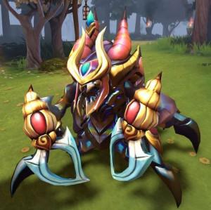 Chosen Larva (Nyx Assassin Set)