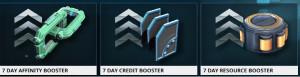 Booster Bundle 7 hari
