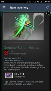 Sullen Hollow (Immortal Necrophos)