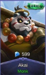 Monk (Elite Skin Akai)