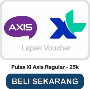 Pulsa XL Axis - 25.000