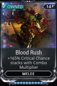 Blood Rush (MAXED)