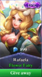 Flower Fairy (Epic Skin Rafaela)