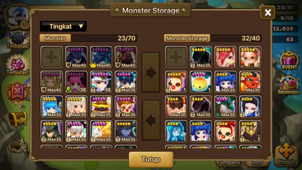 ID Server ASIA Verad combo Ganymede