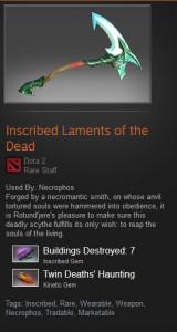 Inscribed Laments of the Dead (Necrophos)