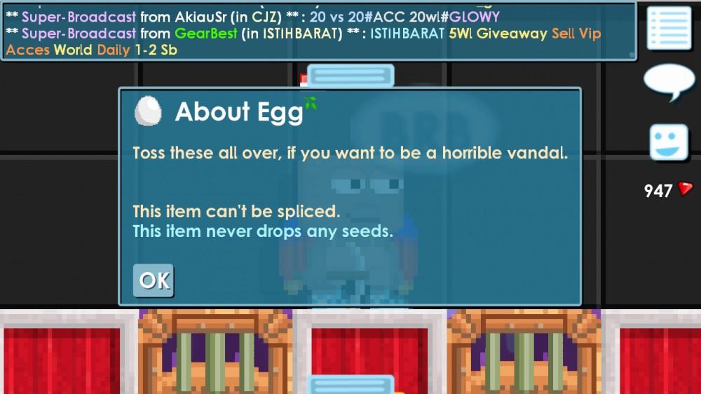 Egg/Telur (200)