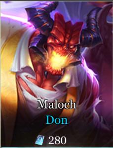 Skin Maloch 280
