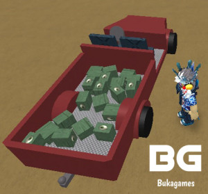 Eye 1 Mobil Kecil - Lumber Tycoon 2