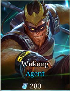 Skin Wukong 280