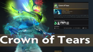 Crown of Tears (Immortal Morphling)