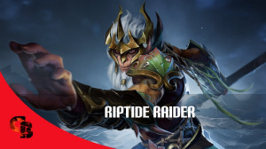 Riptide Raider (Monkey King Set)