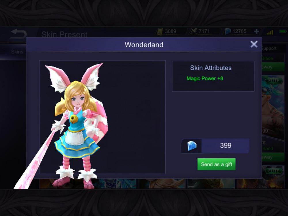 Clockwork Maid (Elite Skin Nana)
