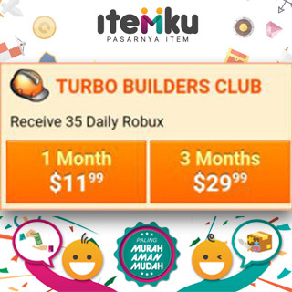 1 Month Turbo Builders Club