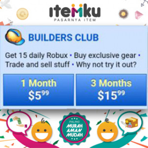 1 Month Builders Club