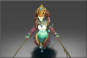 Designs of the Slithereen Nobility (Naga Siren Set)