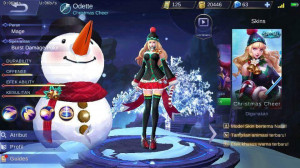 SKIN oddete Scritsmass cher SERVER ANDROID ACCOUNT