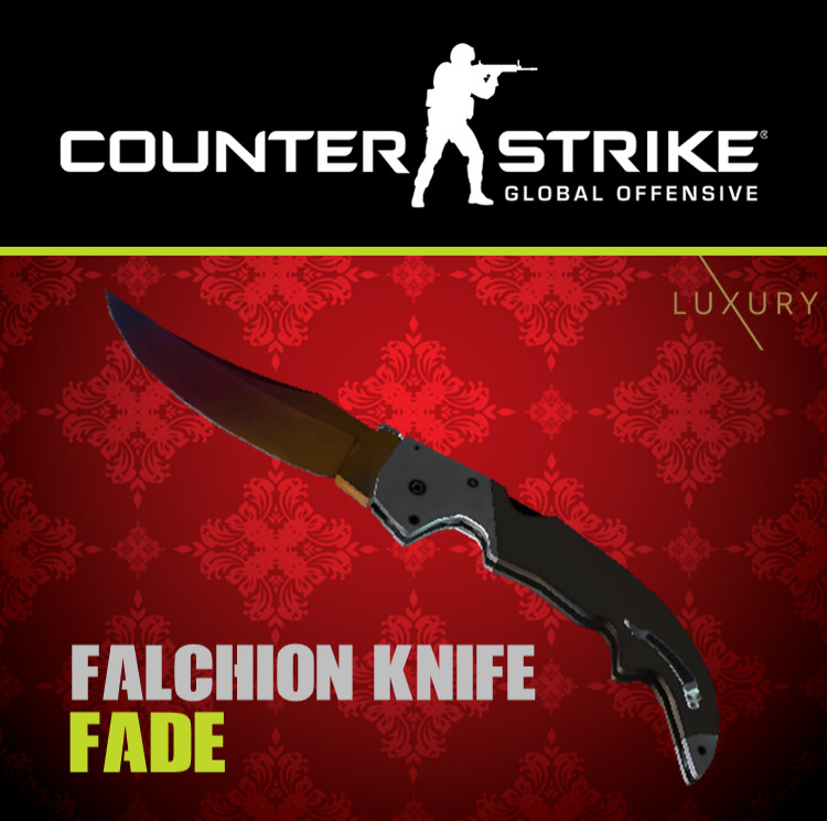 Falchion Knife | Fade