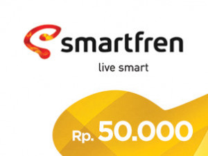 Smartfren 50000