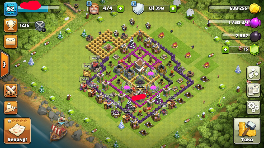 TH 8 AWAL NAGA MAX SIAP WAR