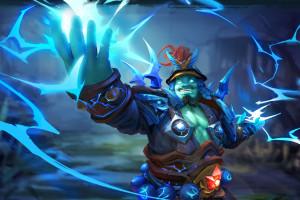 Raikage Warrior (Storm Spirit Set)