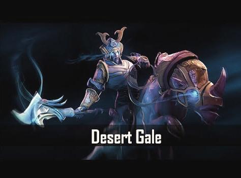 The Desert Gale (Chen Set)