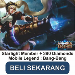 (iOS&Android) Starlight + 390 Diamonds