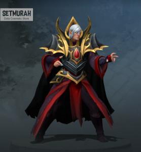 Trials of the Blackguard Magus (Invoker Set)