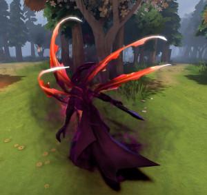 Transversant Soul of the Crimson Witness (Immortal Spectre)