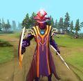 Dam'arakan Muzzle of the Crimson Witness (Immortal Silencer)