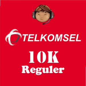 Pulsa Telkomsel 10K Reguler