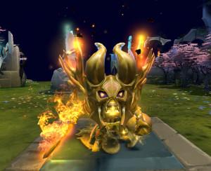 Genuine Golden Doomling (Courier)