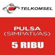 Telkomsel 5000 (Rp. 5.000 )