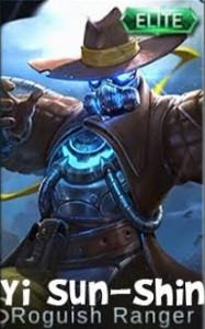 Roguish Ranger (Skin Elite YSS)
