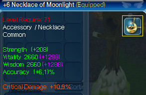 Necklace of Moonlight
