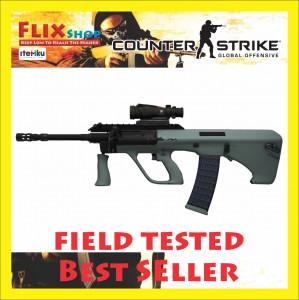 AUG | Storm (Consumer Grade Rifle)