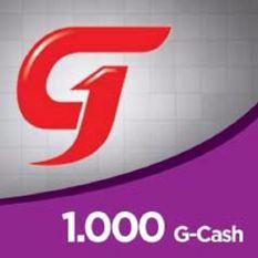 1.000 G-Cash