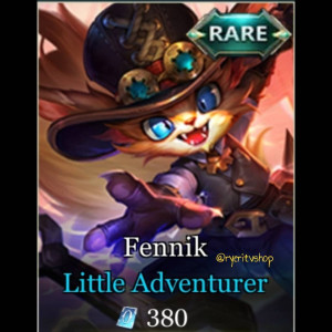 Little Adventurer (Rare Skin Fennik)