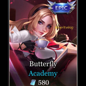 Academy (Epic Skin Butterfly)