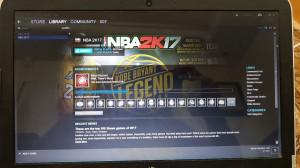 NBA 2K16 DAN NBA 2K17
