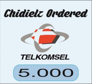 telkomsel 5.000