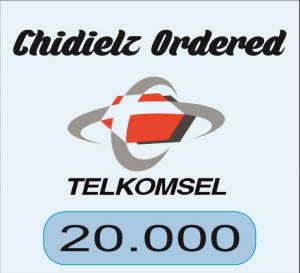 Telkomsel 20.000
