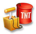 Tong TNT (TNT Barrel)