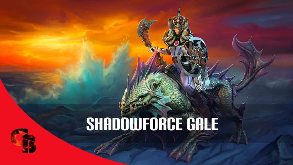 Shadowforce Gale (Luna Set)