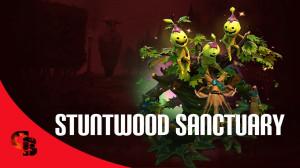 Stuntwood Sanctuary (Immortal TI7 Treant Protector)