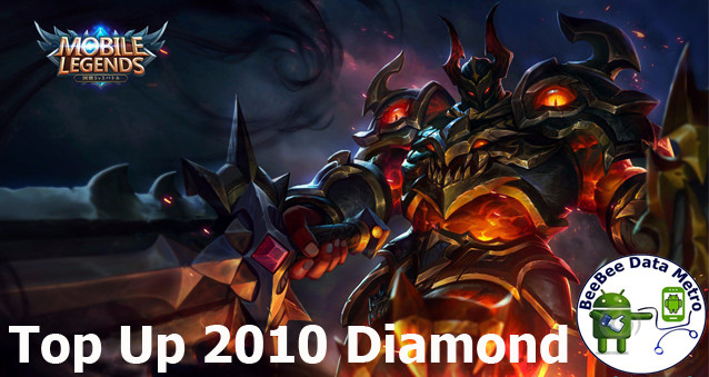 (iOS&Android) Top Up 2010 Diamonds