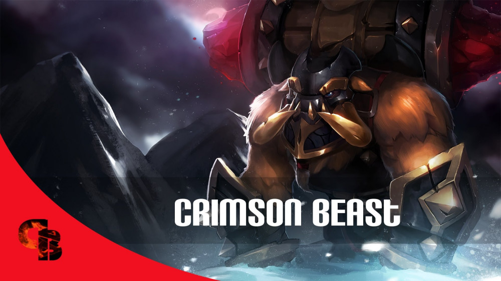 Crimson Beast (Earthshaker Bundle)