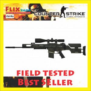 SCAR-20 | Army Sheen (Consumer Grade Sniper Rifle)