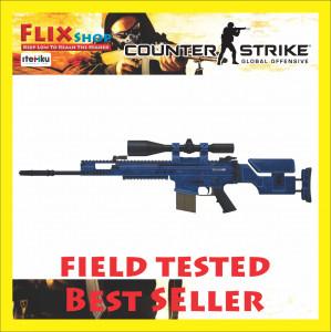 SCAR-20 | Blueprint (Mil-Spec Grade Sniper Rifle)
