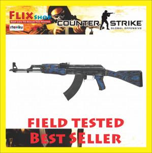 AK-47 | Blue Laminate (Restricted Rifle)