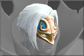 Genuine Mask of Quas Precor (Invoker)
